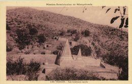 Iraq, LALISH LALIŞ, Yazidi Tomb Of Şêx Adî (1920s) Mission Postcard - Iraq