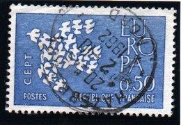 EUROPA - 50c  N° 1310 8Obl. - France