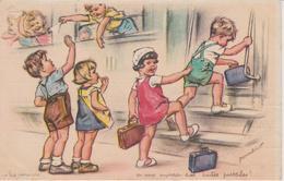 Les Veinards ! On Vous Enverra Des Cartes Postales ! - Bouret, Germaine