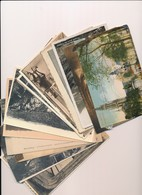 CPA - LOT De 100 Cartes Divers  - LOT 09 - Postcards