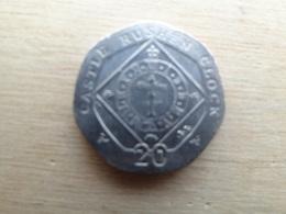 Ile De Man 20  Pence  2007  Km 1257 - Regional Coins