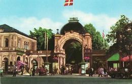 COPENHAGEN-INDGANGEN TIL TIVOLI - Danimarca