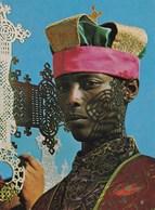 DIACRE DE L'EGLISE ORTHODOXE ETHIOPIENNE (dil404) - Ethiopie