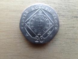 Ile De Man 20  Pence  2014  Km !!!! - Regional Coins