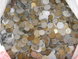 Lot 1,5 KG De Monnaies ANCIENNE FRANCAISE - Lots & Kiloware - Coins