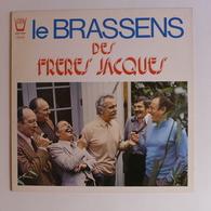 LP/ Les Frères Jacques - Le Brassens Des Frères Jacques - Autres - Musique Française
