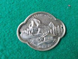 DISTINTIVI DA BASTONE  Monte Pelmo  Passo Staulanza 1783 M. - Italia