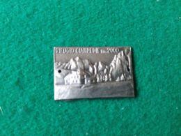 DISTINTIVI DA BASTONE Rifugio Cimpedie 2000 M. - Italia