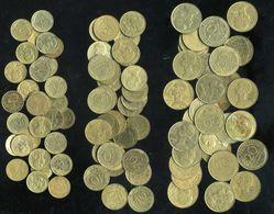 Lot 90 Monnaies MARIANNE 30 X 20 Ct , 30 X 10 Ct , 30 X 5ct - Monedas & Billetes