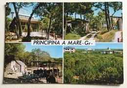 PRINCIPINA A MARE ( GROSSETO ) VIAGGIATA FG - Grosseto