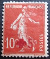 R1680/221 - 1914 - TYPE SEMEUSE - CROIX ROUGE - N°146 NEUF* - France