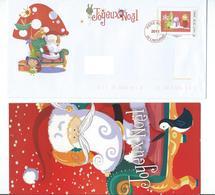 N 3 - JOYEUX NOËL 2011 - LA POSTE - LETTRE DU PERE NOËL - Noël