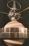 """SPACE , 50-60s ; """"Piggyback"""" Satellites - Transit 3-B & LOFI - Space"""