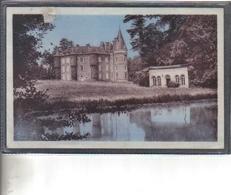Carte Postale 35. Guichen Le Chateau De Bagatz Très Beau Plan - France