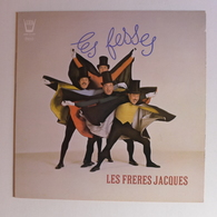 LP/ Les Frères Jacques - Les  Fesses - Autres - Musique Française