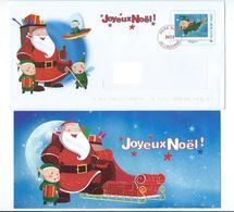 N 4 - JOYEUX NOËL 2013 - LA POSTE - LETTRE DU PERE NOËL - Noël