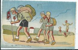 SCOUTISME - Le 45 E Kimometre - Scouting