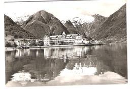 Norge - Norway - Balholm - Kvikne Hotel - Old View - 1955 - Norwegen