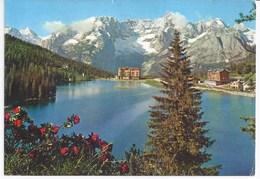 Lac De Misurina - Sorapis - Italia