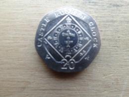 Ile De Man 20  Pence  2008  Km 1257 - Regional Coins