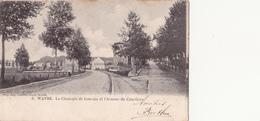 Wavre: La Chaussée De Louvain Et L' Avenue Du Cimetière. - Wavre