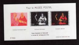 Carte Pour Le Musée Postale  N° 1479b état Neuf   TTB - Blocks & Kleinbögen