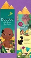 Marque-page °° Privat - Doudou Et La Déesse Des Chats - Haut Détouré - 5x18 - Marque-Pages