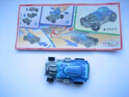 KINDER FT051D + BPZ - Montables