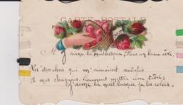 FAFANTAISIE - LANGAGE DES RUBANS EN TISSUS - Cartes Postales