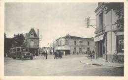 17 - FOURAS - L'avenue De La Gare - Autobus - Fouras-les-Bains