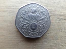 Ile De Man 20  Pence  1982 Ab  Km 90 - Regional Coins