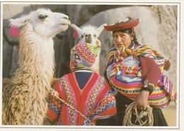 POSTCARDS FROM BEAUTIFUL PERU./ A - Peru
