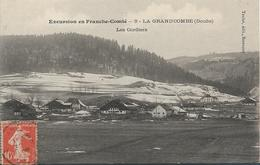 La GRAND COMBE - Les Cordiers - France