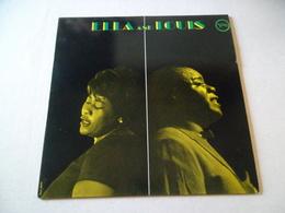 VINYLE 33 T ELLA  AND LOUIS VERVE 511 116 - Jazz