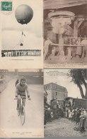 Lot De 100 Cartes Postales Anciennes Diverses Variées Dont 4 Photos, Très Bien Pour Un Revendeur Réf, 325 - Cartes Postales