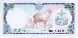 NEPAL P. 25 50 R 1974 UNC - Népal