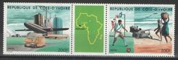 Côte D'Ivoire - YT 712A ** - 1985 - Philexafrique III - Côte D'Ivoire (1960-...)