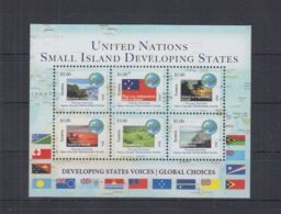 O584. Samoa - MNH - Flags - Art - United Nations - Armoiries