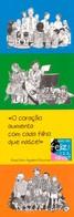 Marque-page °° Portugal - Paulinas - Etre Heureux Avec Une Famille Nombreuse - 6x20 - Marque-Pages