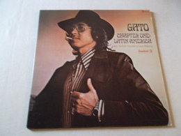 VINYLE 33 T GATO CHAPTER ONE LATIN AMERICA  IMPULSE AS 9248 - Jazz