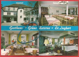 "St. Ingbert / Saar, Gasthaus "" Grüne Laterne "" - Saarpfalz-Kreis"