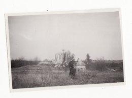 51  Ruines Des HURLUS     Photo Ancienne Petit Format Année 1933 - France