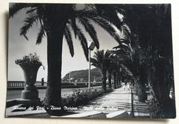 DIANO MARINA - VIALE DELLE PALME VIAGGIATA FG - Imperia