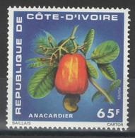 Côte D'Ivoire - YT 408 ** - 1976 - Anacardier - Côte D'Ivoire (1960-...)