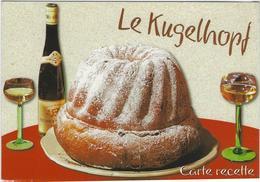 LE  KUGELHOPF - Recettes (cuisine)