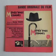 """EP/ Michel Magne - BO Du Film """"Méfiez-vous Mesdames"""" / 1963 - Vinyles"""