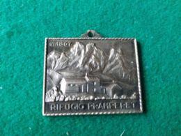 Medaglia Rifugio Pramperet 1867 M. - Italia