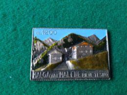 Medaglia Malga Val Malene 1200 M. Pieve Tesino - Italia