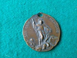 Medaglia San Bernardo Da Mentone - Altri
