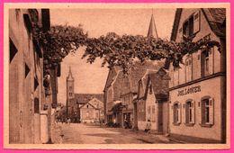 Lieu à Identifier - Eglise - Magasin - Animée - Joh. Lower - Kaysersberg ?? - Cartes Postales